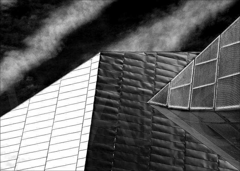 Shapes and Angles No.2 by Tony Thomas - C (adv mono)