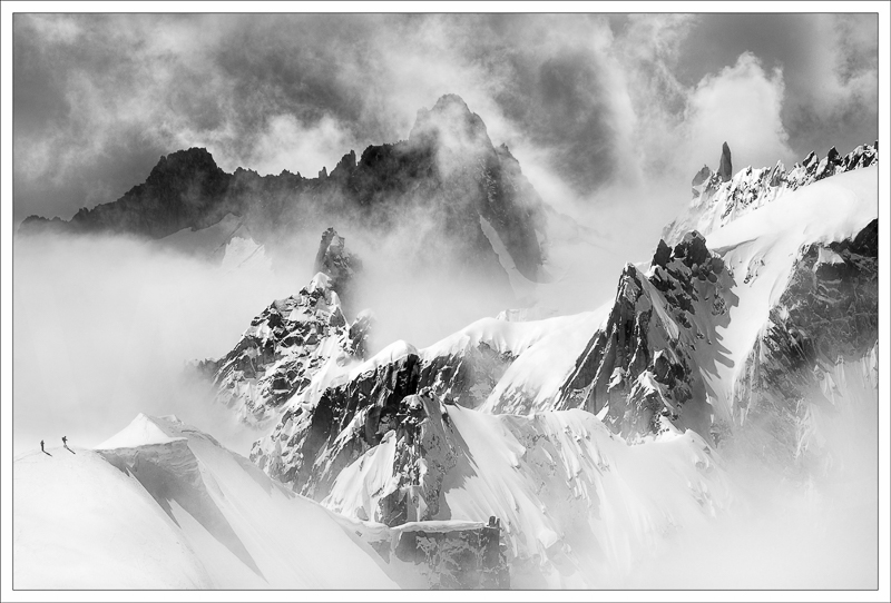 Misty Mountains by Jon Baker - HC (PRINT)