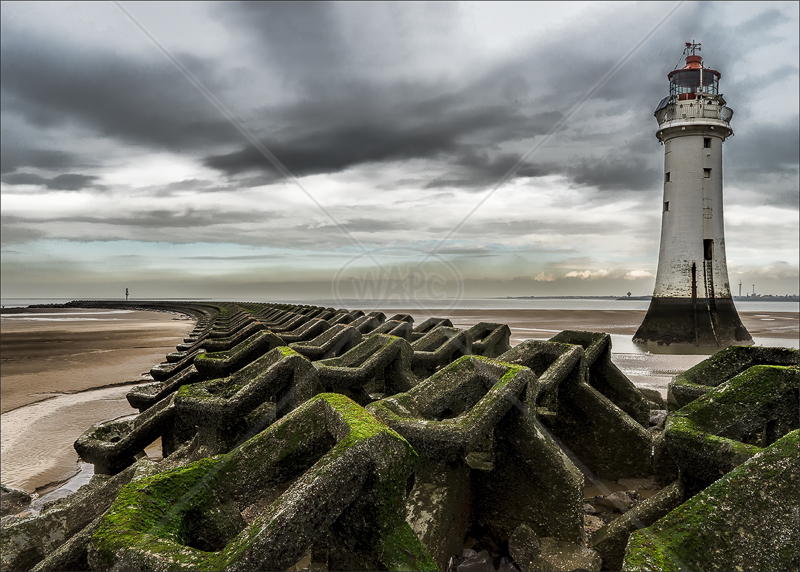New Brighton Breakwater by Calvin Downes - 2nd (Adv)