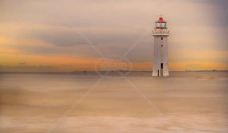 Perch Rock Lighthouse by Norman O'Neill - C (Adv)