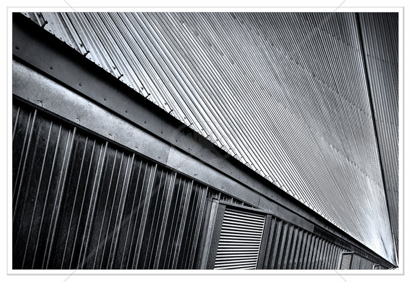Roof Convergence by Calvin Downes - 2nd (Adv mono)