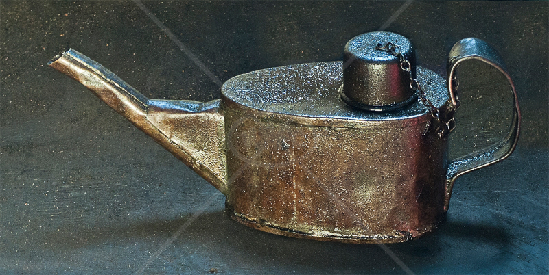 Oilcan by Gerry Froy - C (int)