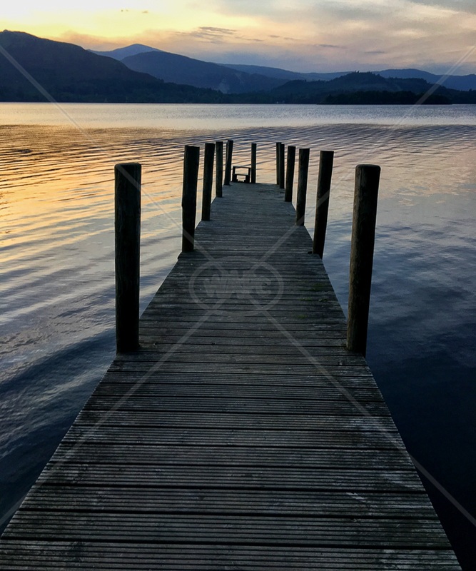 The Lakes by Steve Barber - C