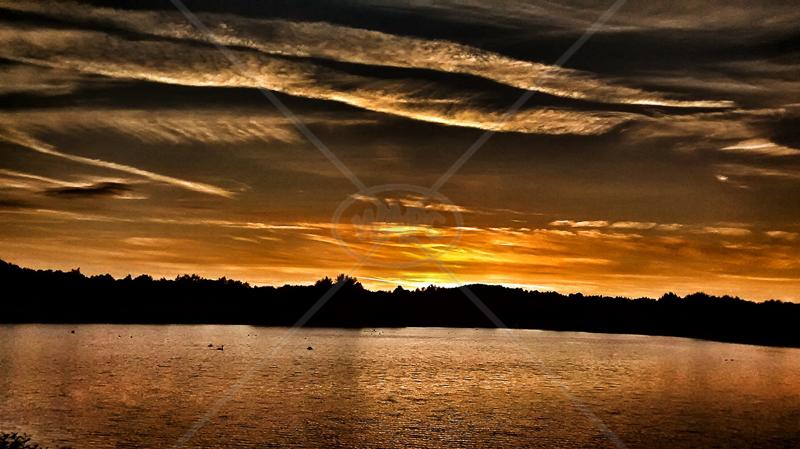 Sun Set by Geoff Owen - C