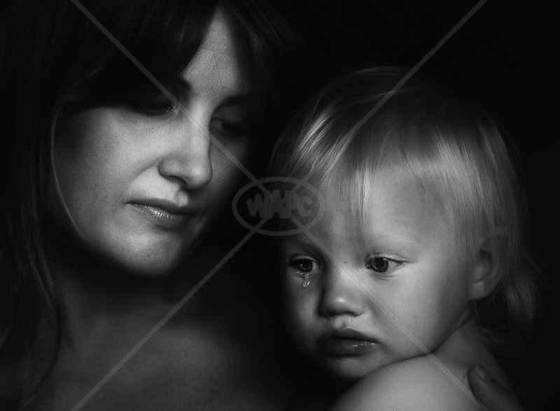 "FIAP Gold medal Best in show (Mono) - ""Feelings"" by Merja Martikainen AFIAP"