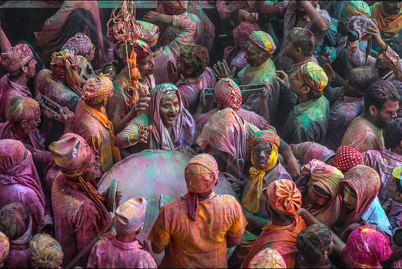 "RPS Gold medal Best Festival (trav) - ""Holi 5"" by Marco Pozzi FRPS MPAGB FBPE AFIAP"