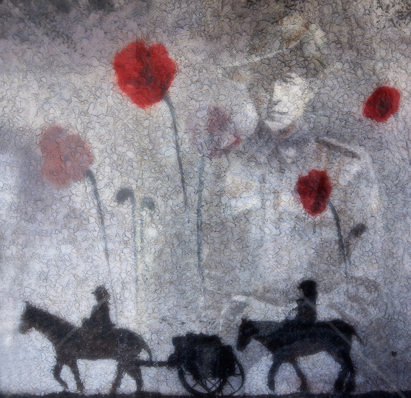 Remembrance by Fran Hartshorne - 2nd (Adv)