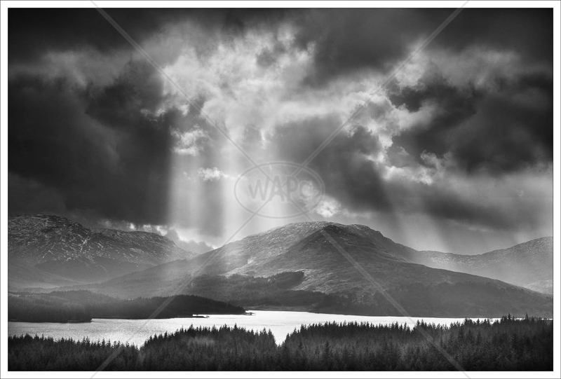 Storm Light by Jon Baker - 3rd (Adv mono)