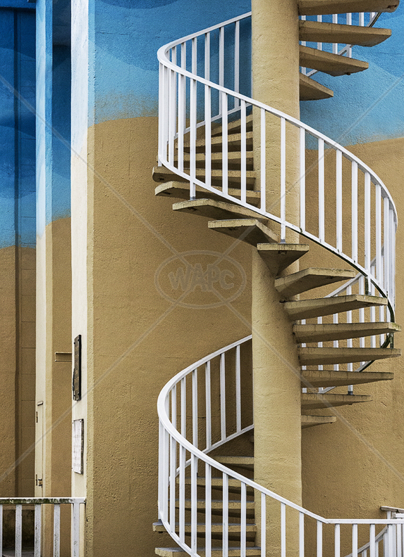 Spiral Stairway by Gerry Froy - 3rd (Int col)