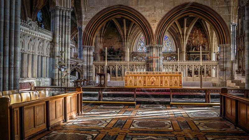 A Placw for Prayer 2 by Fran Hartshorne - C (adv)