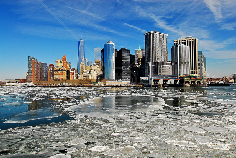 Cold Manhatten, New York by Andy Udall - 3rd (int)