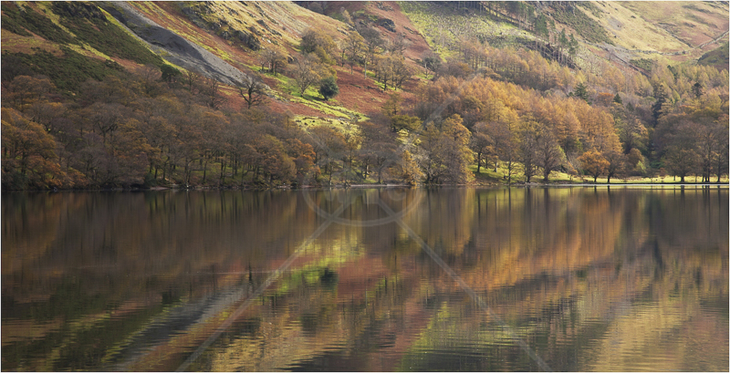 Buttermere Reflections by Tony Lewis - C (Adv)