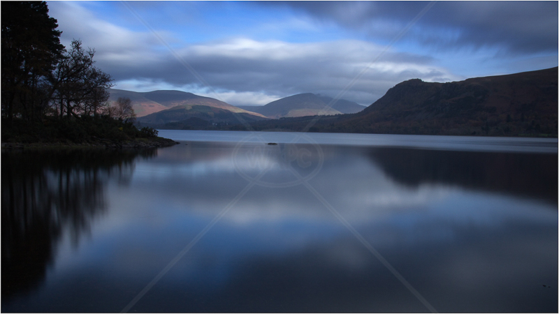 Reflecting by Sharon Leighton - C (Int)