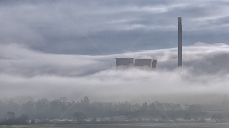 Cooling Towers by Norman O'Neill - C (PDI)