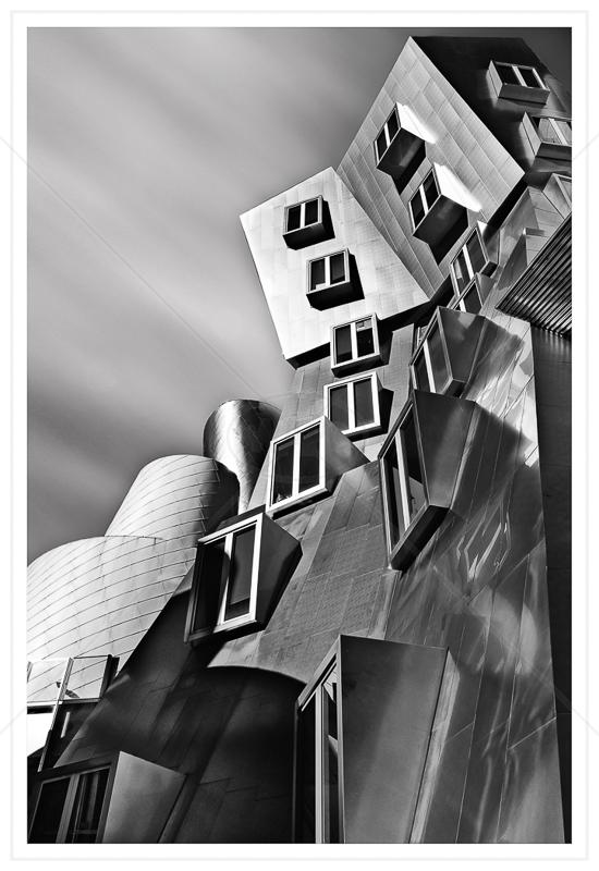 Stata Centre - Mit by Calvin Downes - C (Adv mono)