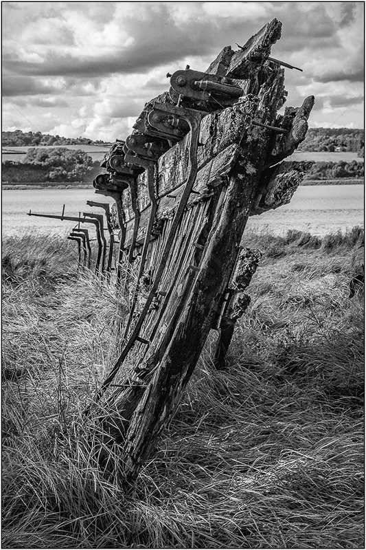 Dunfloatin by Ian Griffiths - 3rd (Int mono)