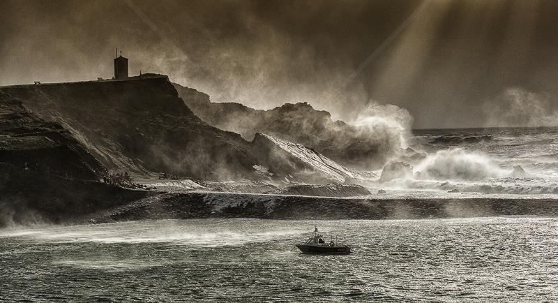 Ex Hurricane Ophelia by Norman O'Neill - C (Adv col)