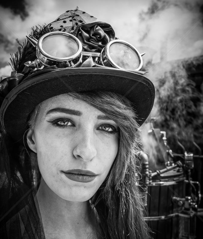 Steam Punk by John Sweetland - C (Adv mono)