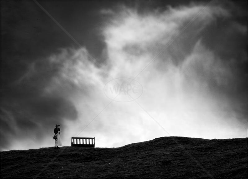 Waiting by Hugh Stanton - C (Adv mono)