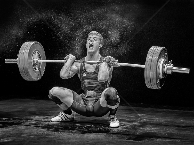 The Lifter by Roger Evans - 1st (Adv)