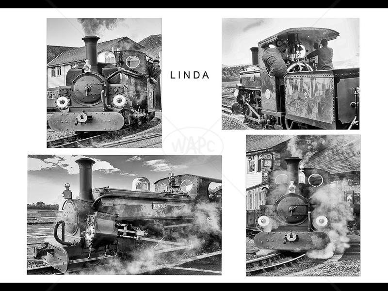 Linda by Ruth Holden - HC (Int mono)