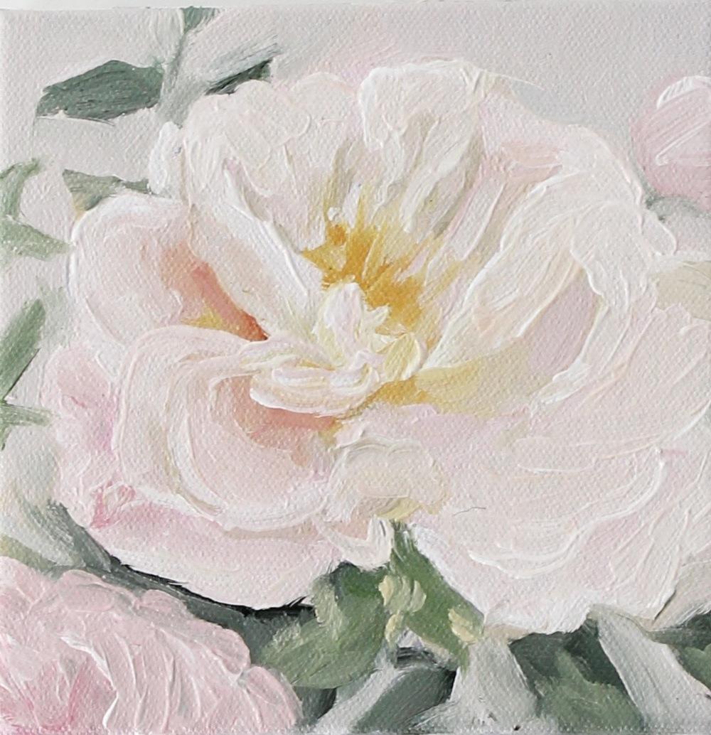 """""""Spring Blossom II"""" painting by Jess Blazejewski"""