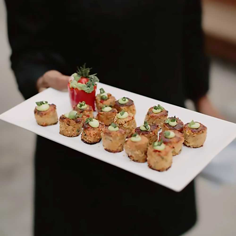 Appetizers for pickup & delivery