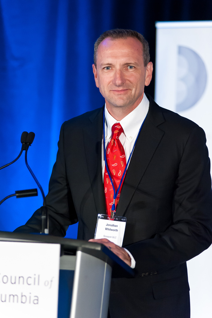 Jonathan Whitworth   CEO, Washington Marine Group