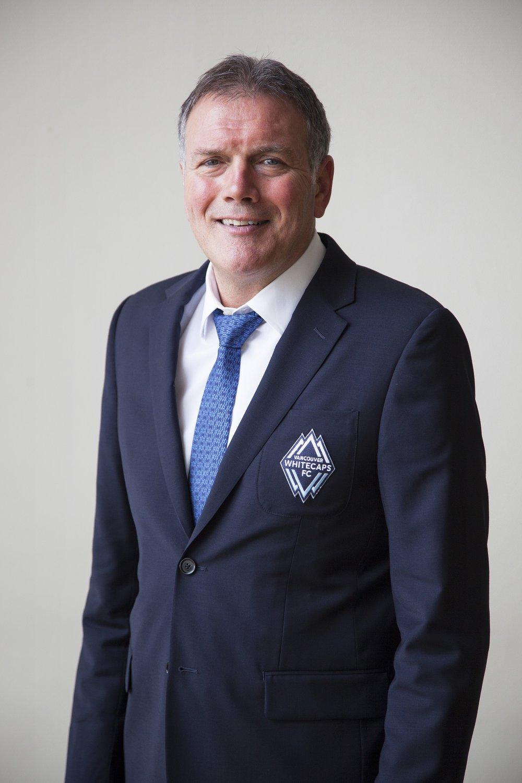Bob Lenarduzzi President, Whitecaps FC