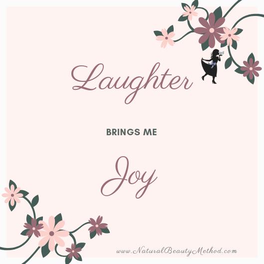 Laughter Brings Me Joy