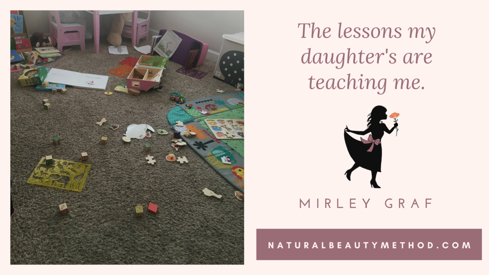 Lessons from my daughters