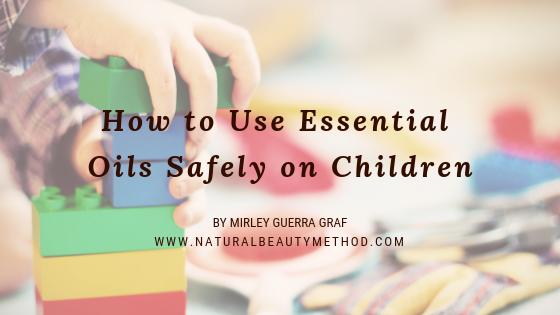 Essential Oils & Kids
