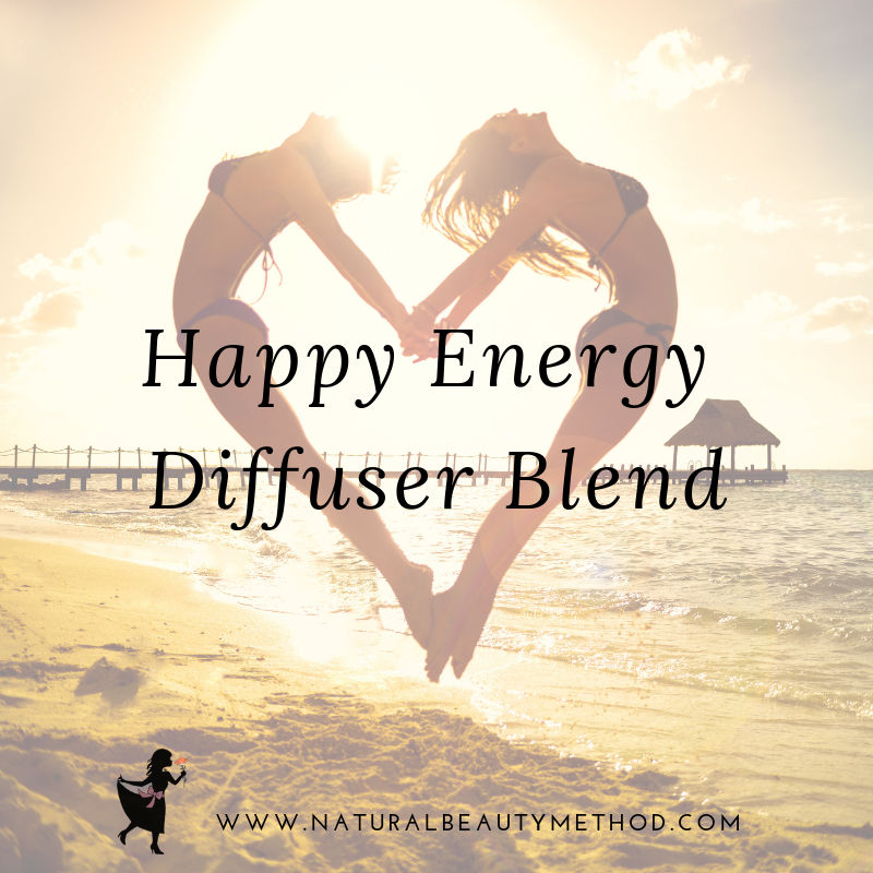 Happy Energy Diffuser Blend