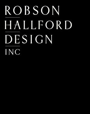 ROBSON HALLFORD DESIGN INC.