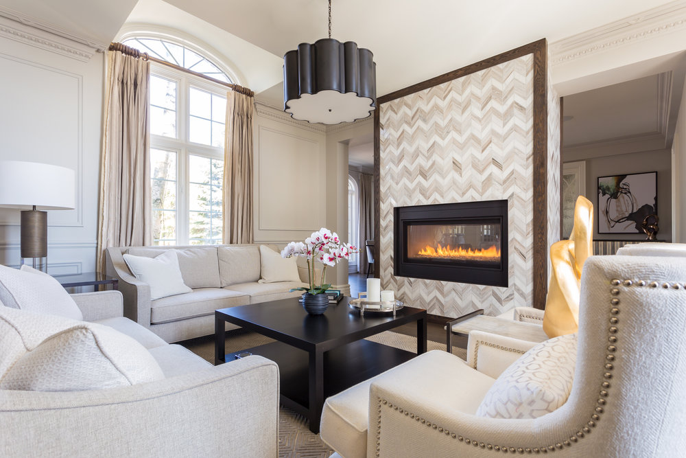 oakville-interior design-living room-fireplace-robson hallford