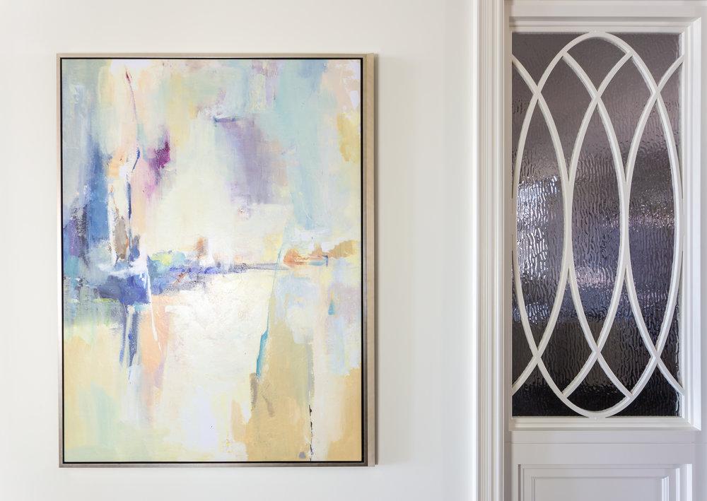 oakville-interior design-custom-panel-art-robson hallford