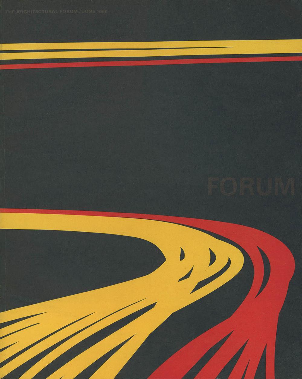 Paul Grotz,Peter Bradford, Architectural Forum, 1966