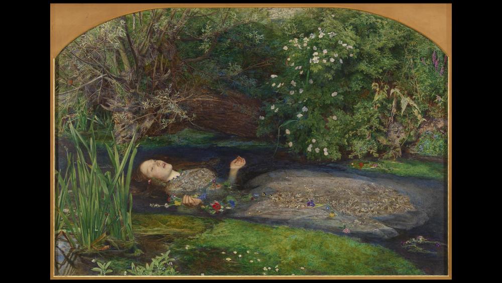 John Edward Millais, Ophelia