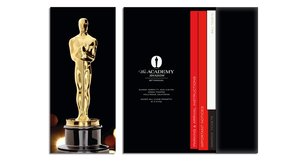 82nd Annual Academy Awards Ticket Package