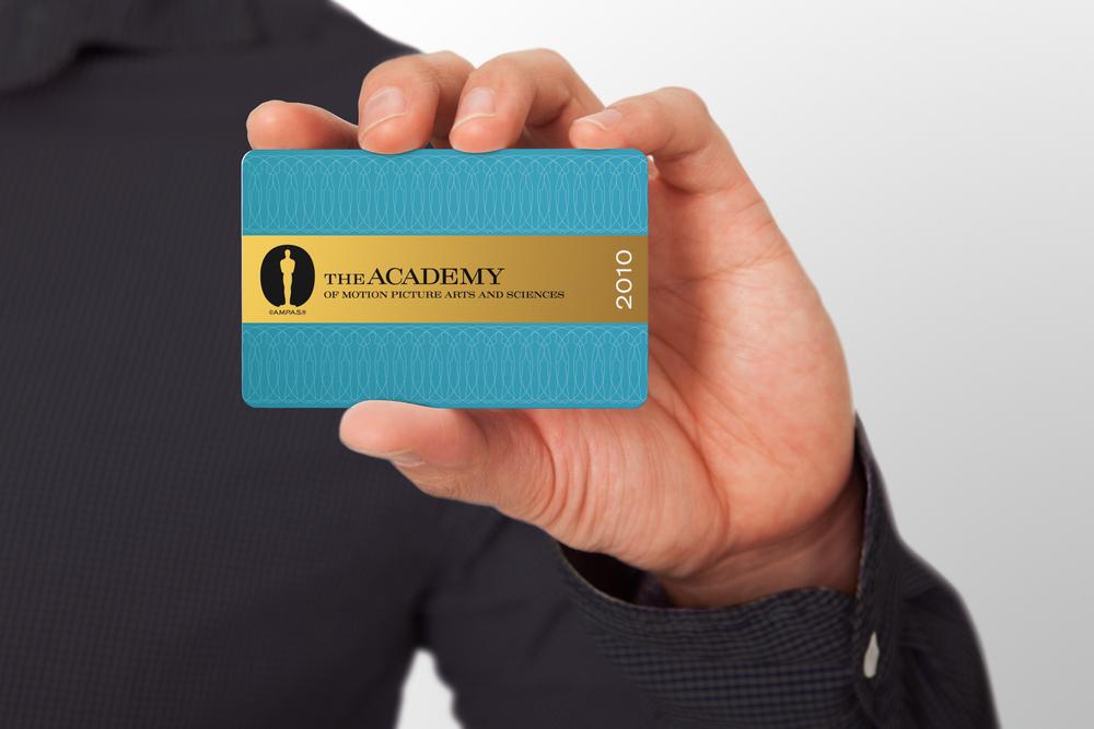 AMPAS Membership Card