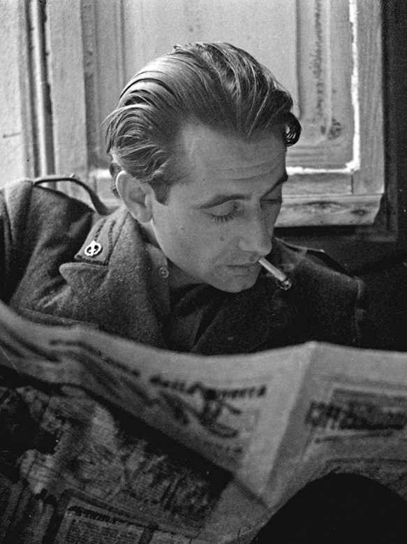 Ettore Sottsass, 1946