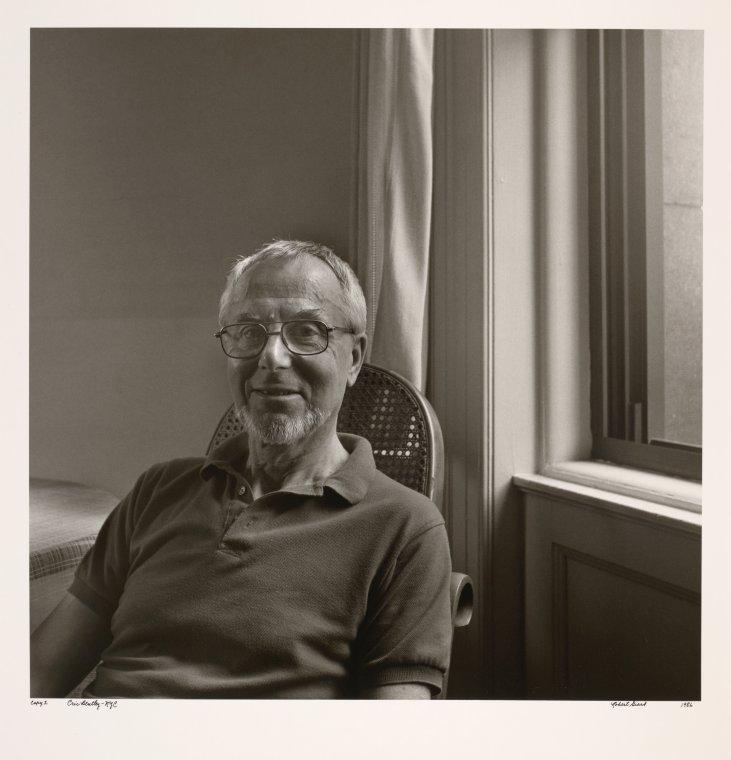 Eric Bentley, 1986.jpg