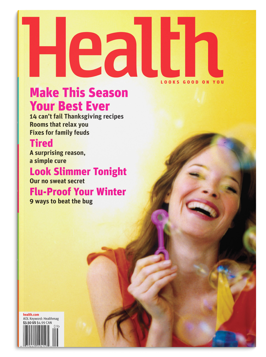 Health Magazine, after