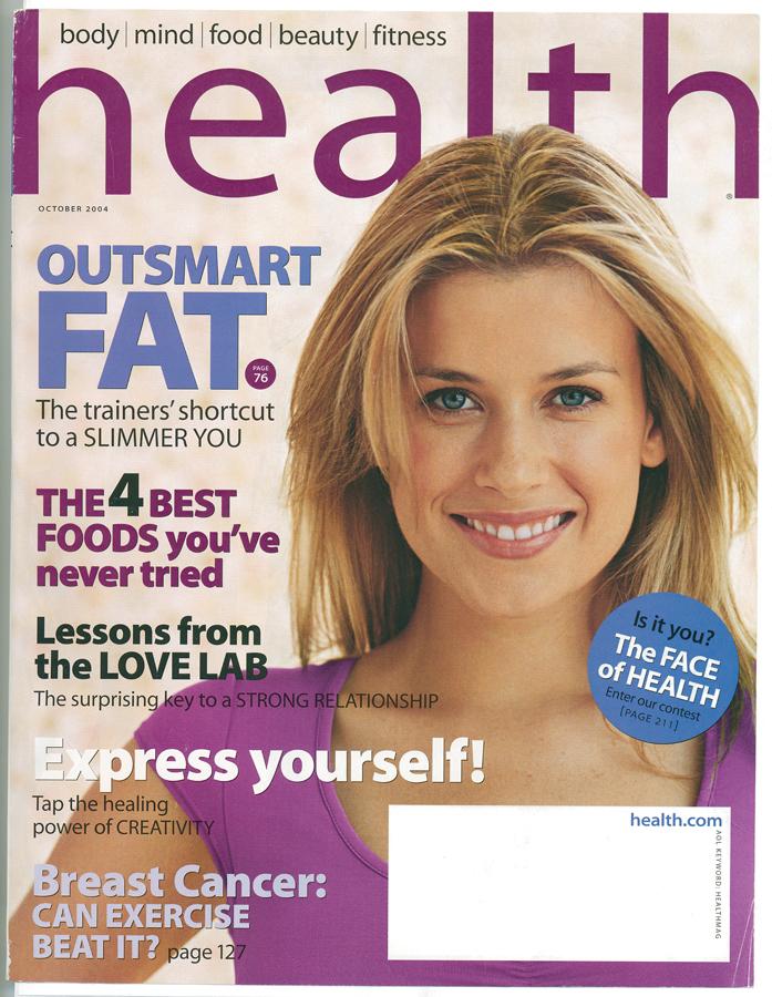 Health Magazine, before
