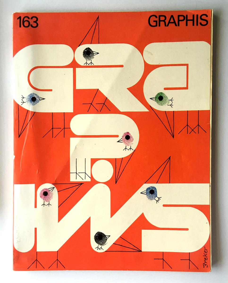 Walter Breker, Graphis, 1972