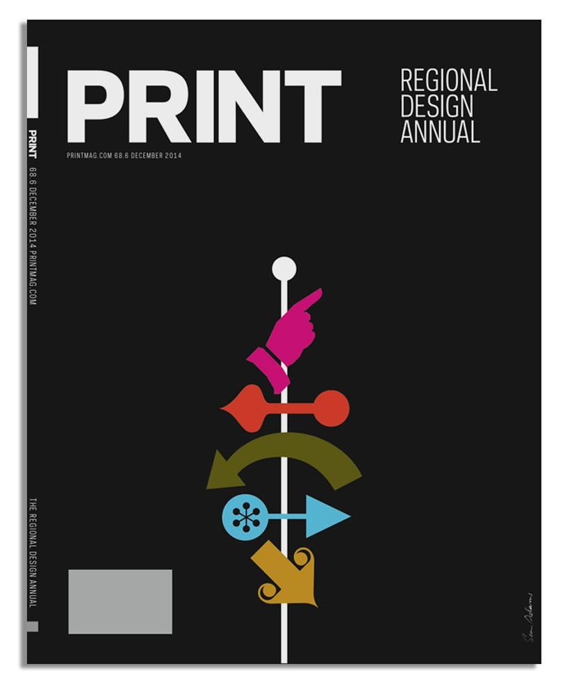 Sean Adams, Print alternative