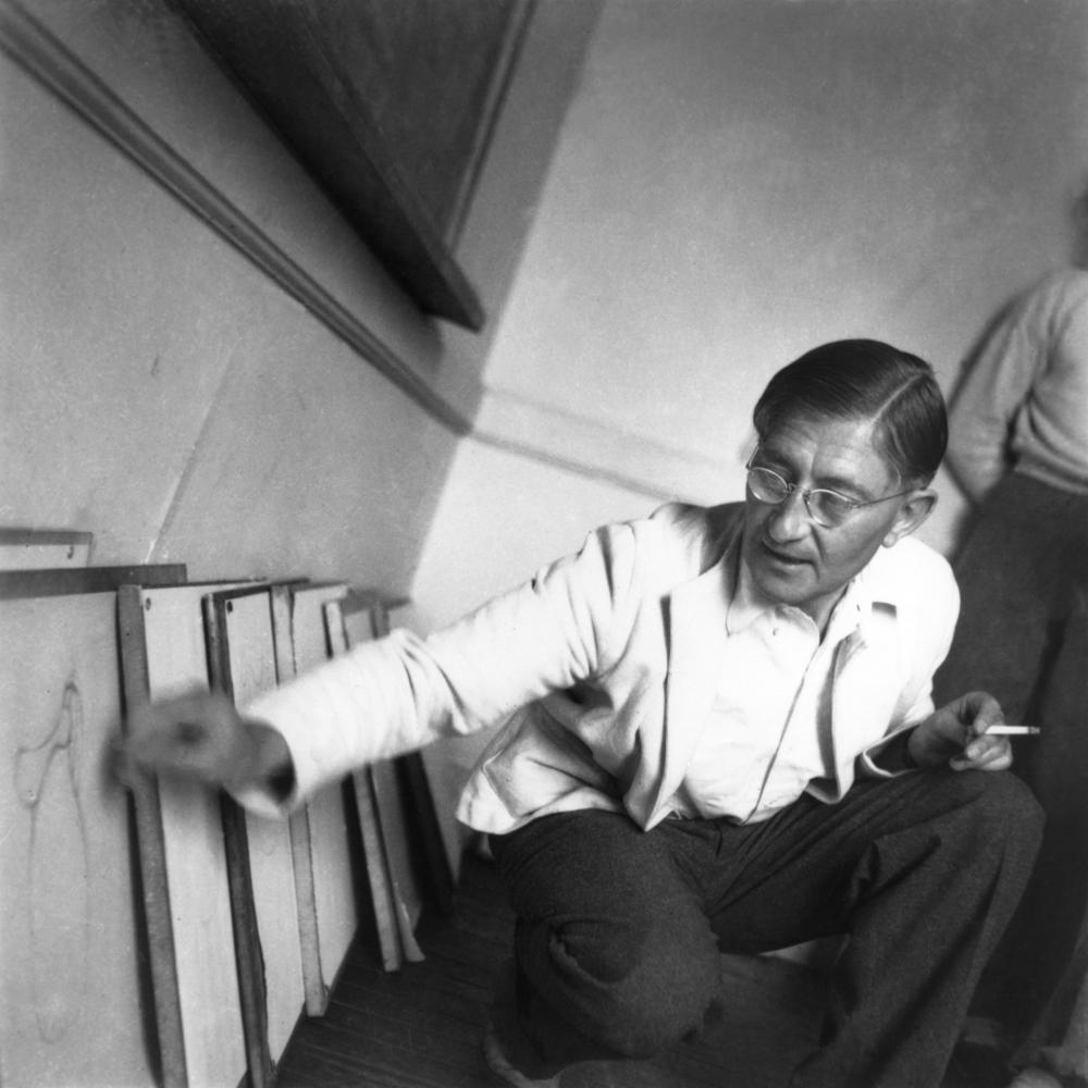 Josef Albers, Black Mountain College