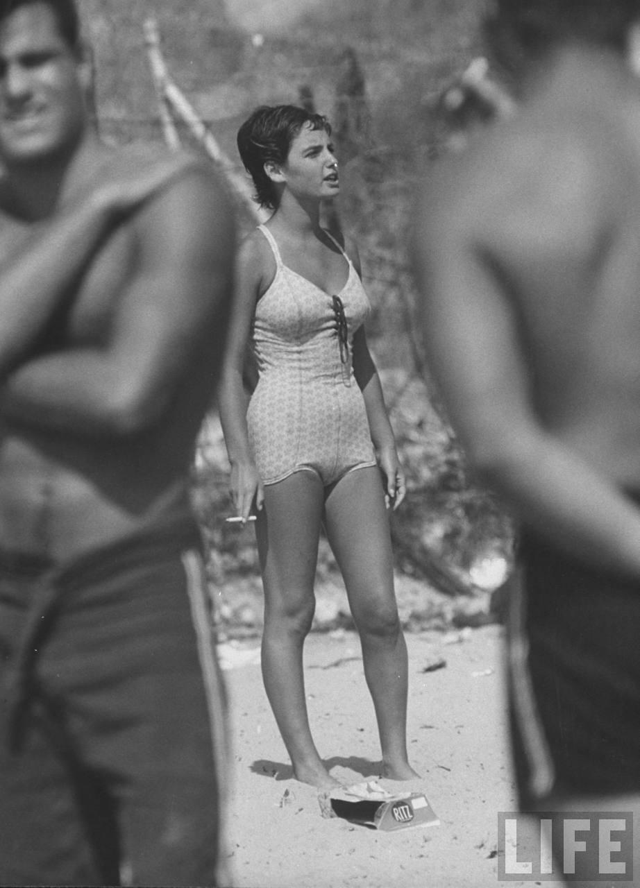 Kathy Kohner, 1957