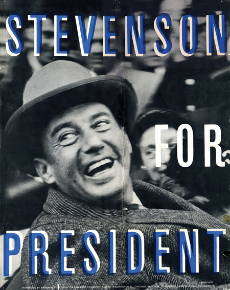 Adlai Stevenson Poster