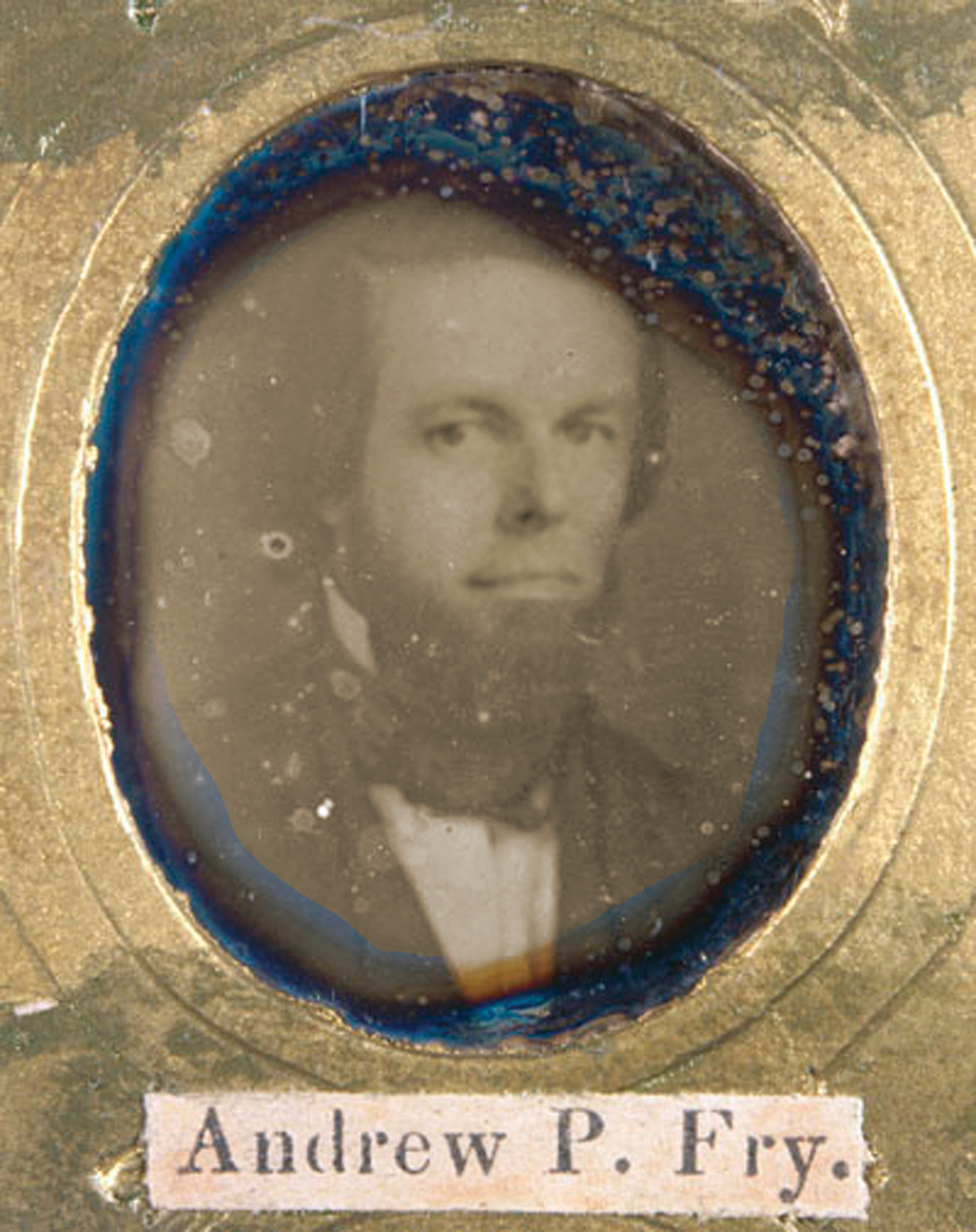 Ambrose P. Fry